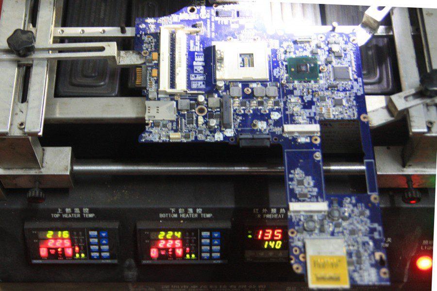 Máy đóng chipset