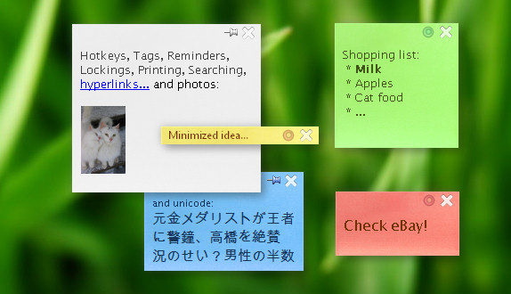 Ứng dụng Sticky Notes Pro