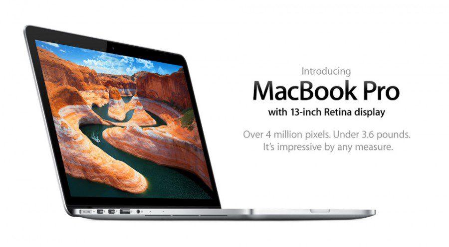 Màn hình Retina trên Macbook