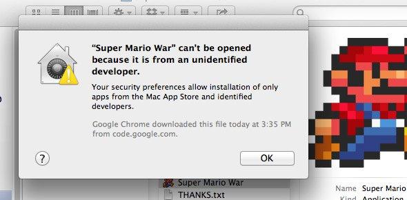 Mac cũng có những tính năng tự bảo vệ